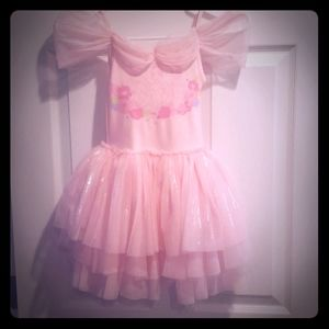 Disney Princess ballerina leotard